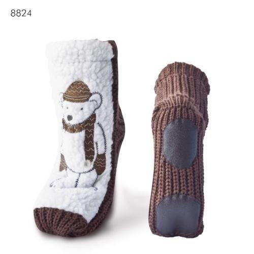 SOXO Women's socks with fur   WOMEN \ Socks   SOXO socks, slippers, ballerina, tights online shop