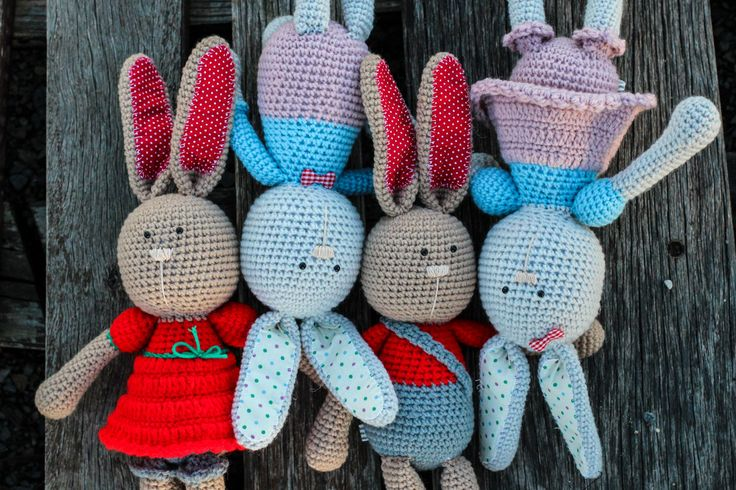Lie down and have a break...watch the clouds float by with our beautiful bunnies