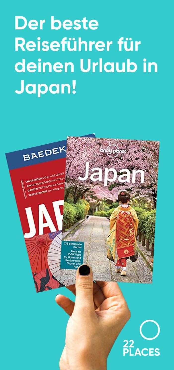 728971d2cc1243 Die besten Reiseführer für Japan  Unsere Empfehlungen!