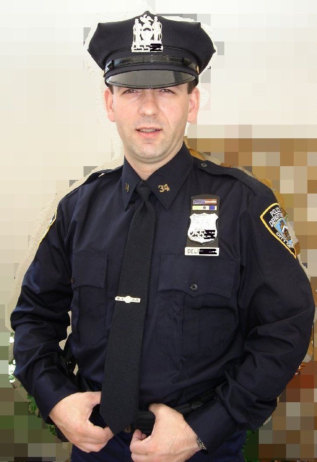 Nypd Officer Uniform For Use On My Rp Server Uniform