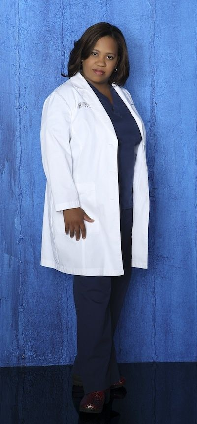 Miranda Bailey played by Chandra Wilson