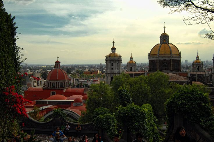 https://flic.kr/p/h35fyK | La Villa de Guadalupe, Mexico