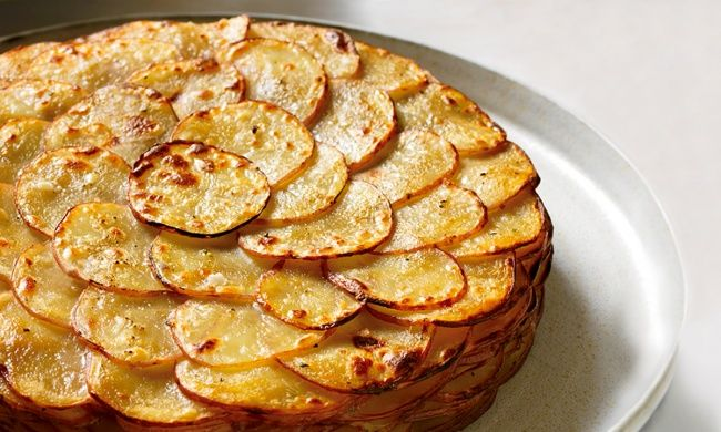 Лучший способ приготовить картошку