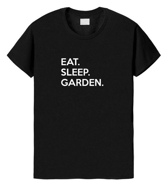 Gardening T-shirts Mens Womens Gifts For Gardeners by WaryaTshirts