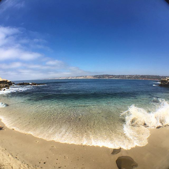 One nice bonus about having meetings in La Jolla Village is walking down to check out the sights, sounds and smells at La Jolla Cove! #olloclip #fisheye #lajolla #sandiego #sd #socal #california #westcoast #usa #beach #sup #scuba #kayak #swim #snorkel #fitness #realestate #surf #bluesky #view #nature #seals #birds #light #clouds #lajollacove #pacific #ocean #beautiful #iphoneonly #lajollalocals #sandiegoconnection #sdlocals - posted by Bob O  https://www.instagram.com/boboinoc. See more post…