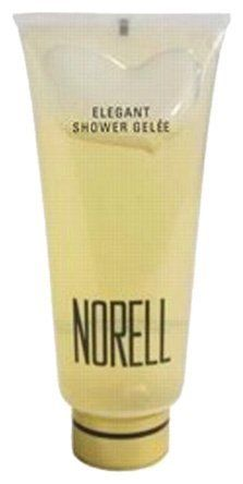 Norell By Norell For Women. Shower Gel 5.0 Oz by Norell. $15.95. Packaging for this product may vary from that shown in the image above. Launched by the design house of Norell in 1968, NORELL PERFUME is classified as a sharp, flowery fragrance. This feminine scent possesses a blend of green florals, oakmoss, amber, musk, jasmine and rose. It is recommended for daytime wear.. Save 43% Off!