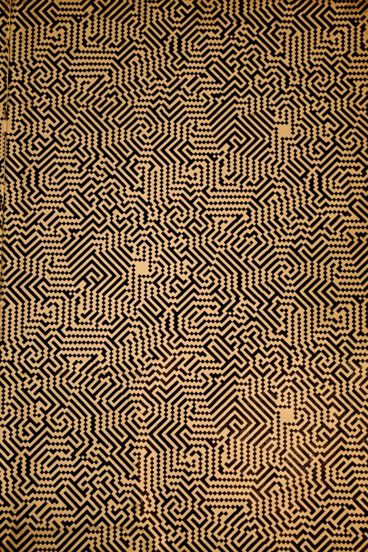 #pattern #maze