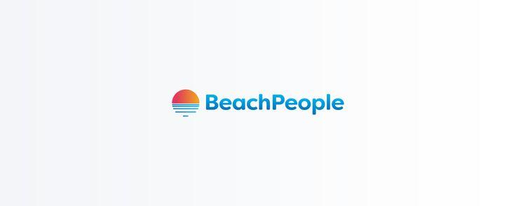 Beach People (Very Cheap Holidays) Logo Design