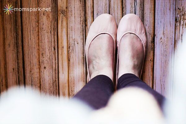 Ballerina Pink Tieks Review. Perfect for Travel.