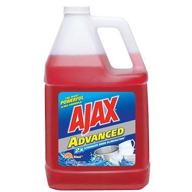 $6.98 Ajax Advanced Citrus Blast Dishwashing Liquid (128 oz.) - Sam's Clu