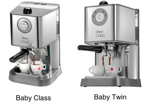 Gaggia Baby Class vs Baby Twin: Which one should you buy?