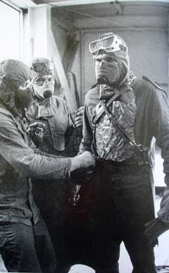 Chernobyl liquidators are straight bad assed! This hero went to fight an enemy that cannot be seen, felt, touched or smelled. All with some goggles, a doctor's mask and some tin foil. If that's not a hero, then I don't know what is! There were so many of these unnamed heroes during the epic battle of Chernobyl.
