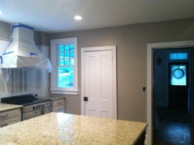 1000 images about paint on pinterest beige living rooms for Benjamin moore smoked oyster paint color