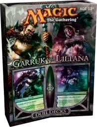 #mtg #magicthegathering Duel Decks: Garruk vs. Liliana MtG Magic the Gathering