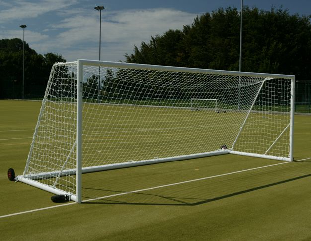 Do you love Soccer? I really love going bought your own #SoccerGoals with www.aztecasoccer.com