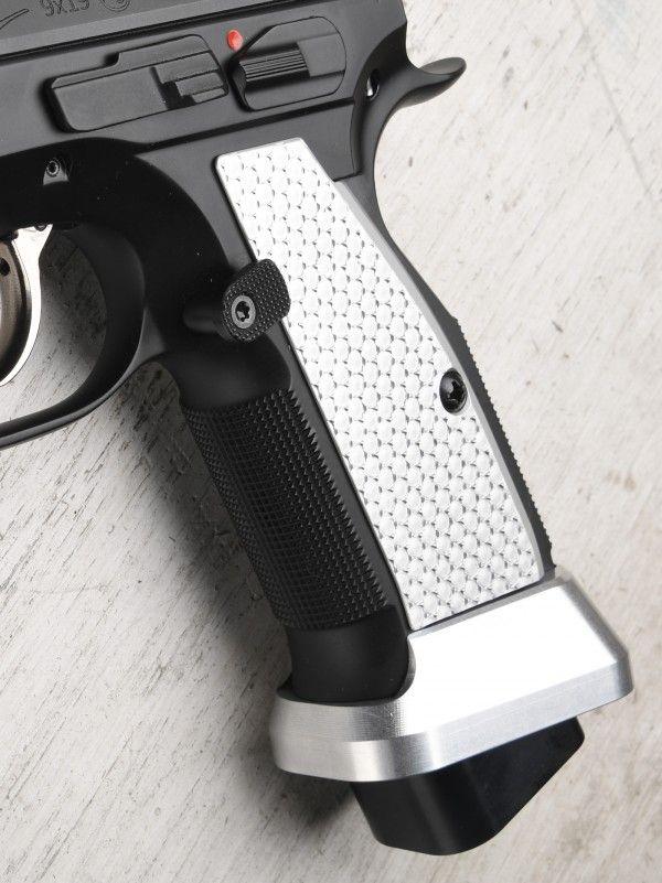 CZ Custom magwell for Shadow 2   Competition   Shadow 2, Guns