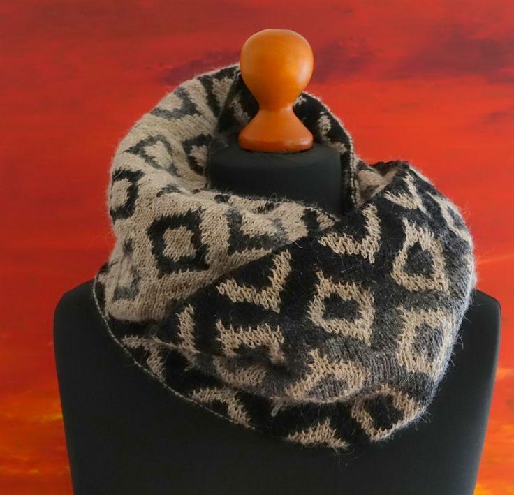 443 best Fair Isle & Noors breien images on Pinterest | Knitting ...