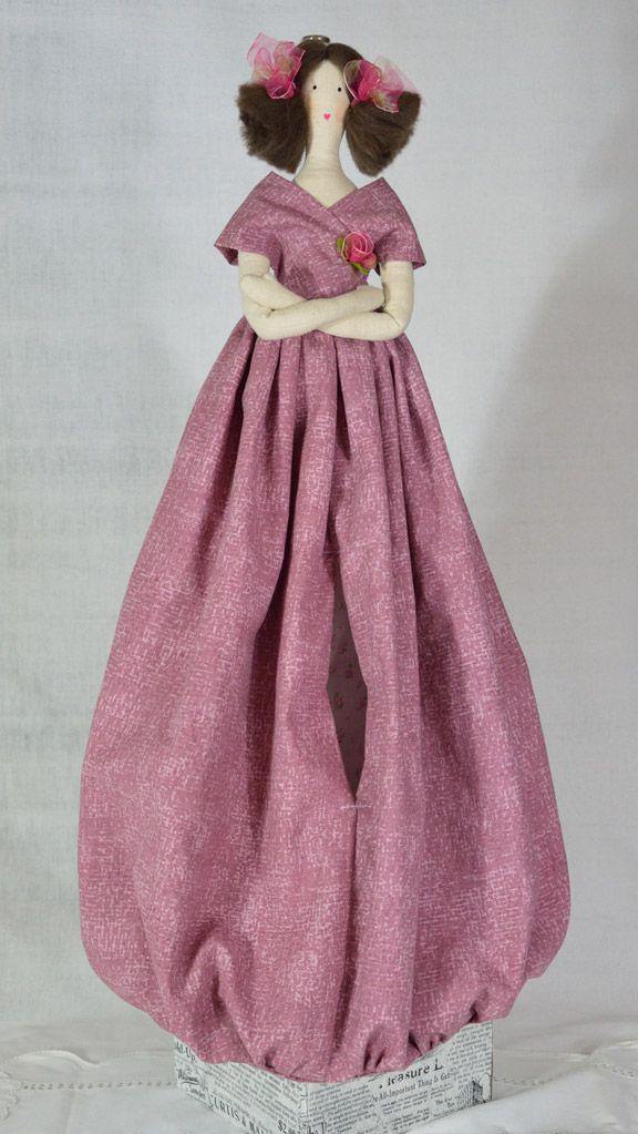 #lalka #wystrój #rękodzieło #ozdoby #handmade #tilda #falbana.pl #torba #przechowywanie