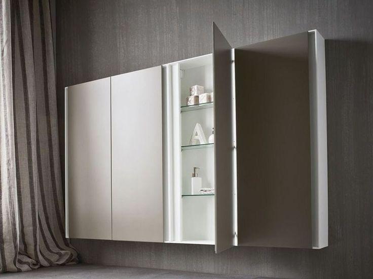 Навесной шкафчик для ванной комнаты- Ergo Nomic - http://mebelnews.com/navesnoj-shkafchik-dlya-vannoj-komnaty-ergo-nomic