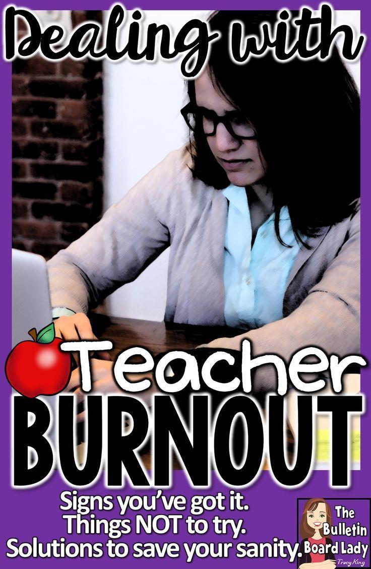 30 best teacher wellness images on pinterest teaching tips art dealing with teacher burnout fandeluxe Image collections