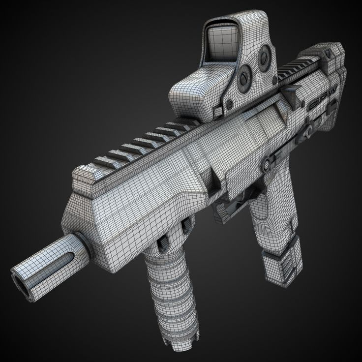 17 Best Images About Submachine Guns On Pinterest