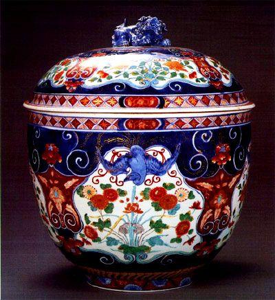 Imari: A célebre porcelana japonesa .: Cultura Tradicional Japonesa :. NippoBrasil