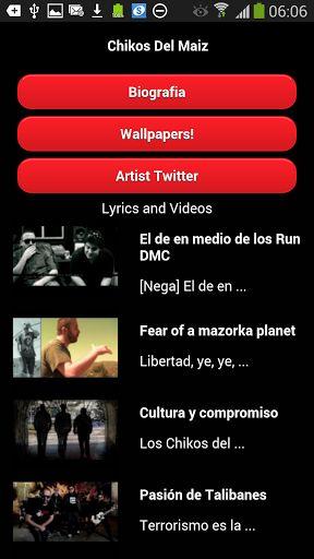 Los Chikos Del Maiz - Musica, Letras, Noticias, Bio, 40 Videos y + de 40 Fotos.,  ********************************************************************************************************Los Chikos del Maíz es un grupo de rap político valenciano formado por los MCs Nega y Toni El Sucio, y el DJ Bokah.1 Las letras del grupo abordan temas como el terrorismo, la monarquía, la situación laboral o la escena hip hop en España. El grupo se caracteriza por tener unas letras ácidas, en las que e...