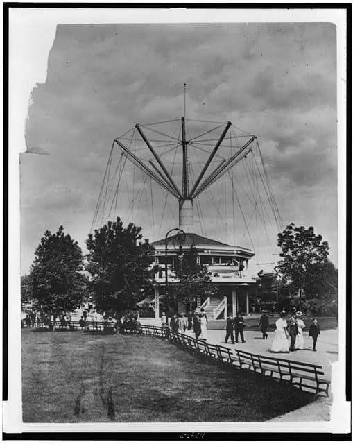 Willow Grove Park airships, Willow Grove, Pa.
