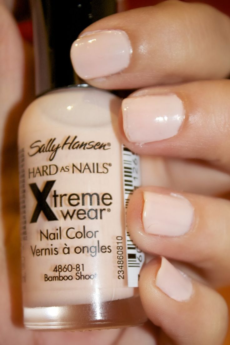 "Sally Hansen Hard As Nails Xtreme Wear ""Bamboo Shoot"