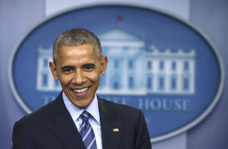 Obama's Approval Rating Hits 60 Percent As He Prepares To Bid Nation Farewell...There is a clear difference between the way Americans look at the current president and the incoming president, and it doesn't bode well for Trump.