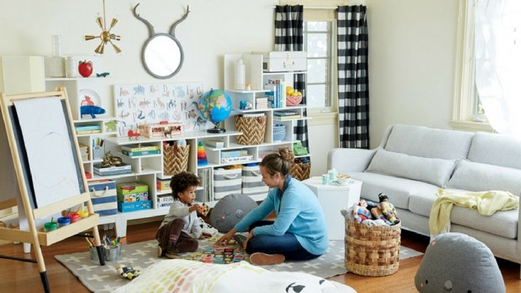 How to Create a Kid-Friendly Living Room? #design #home #kid #decoration