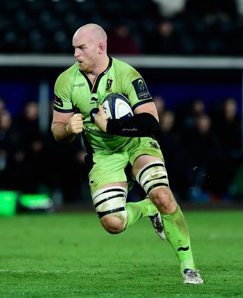 Ospreys v Northampton Saints - European Rugby Champions Cup