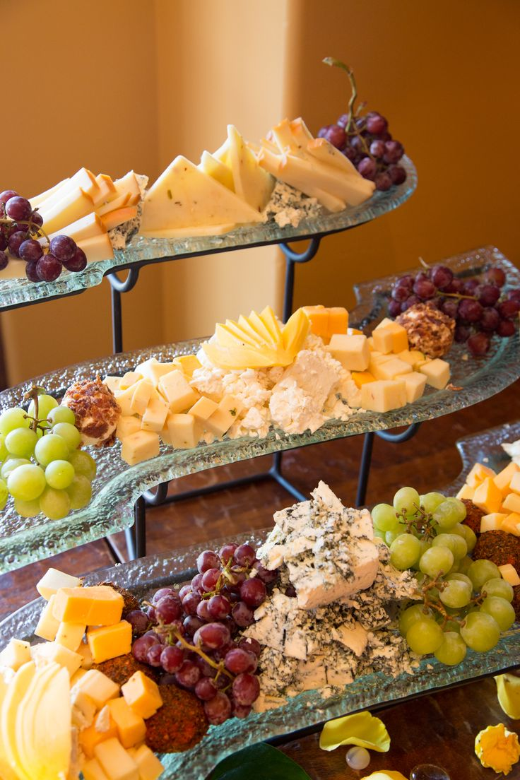 Chef's Fruit and Cheese Display @alisoviejocountryclub