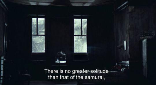 Le Samurai (1967, Jean-Pierre Melville)