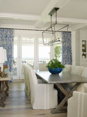 25+ best ideas about Coastal dining rooms on Pinterest | Beach ...