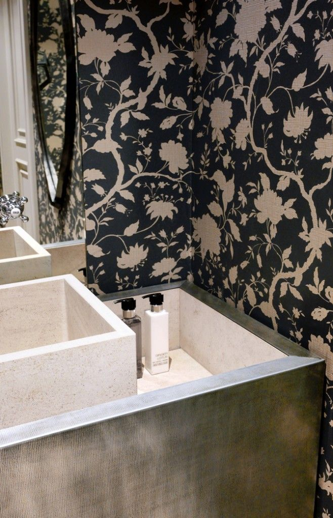Elegant 17 Tips: Så Inreder Du Med Modern Art Déco Lieblich Top 10 Moderne  Tapeten | Barneby Gates Http://wohn Designtrend.de/ Moderne Badtapeten ...