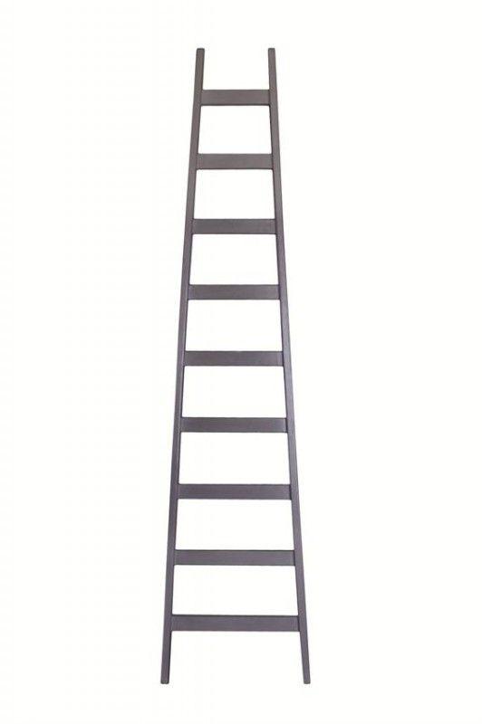 Houten ladder (liefst oud en met verfresten)