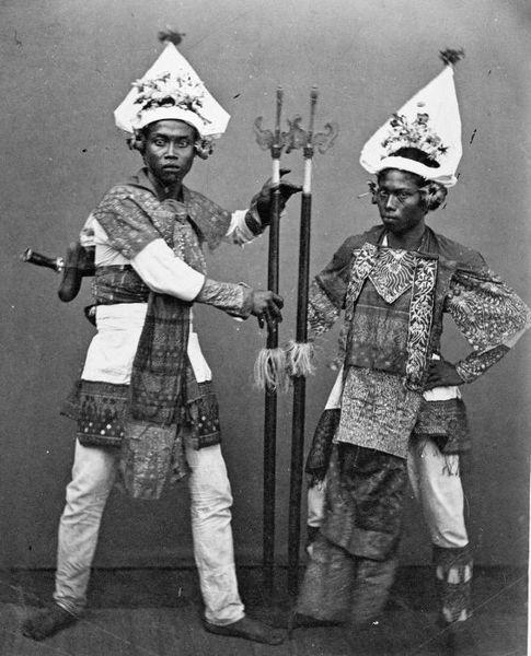 Sasak People (West Nusa Tenggara, Indonesia)