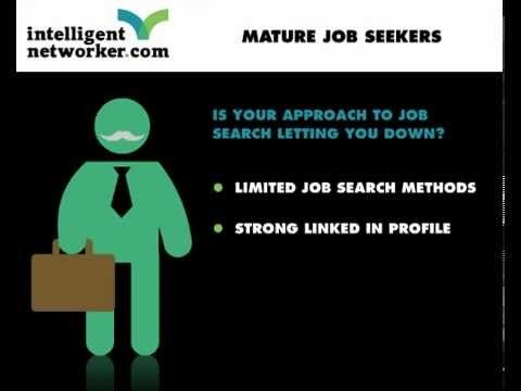 Intelligent Networker, Tips To Help Mature Executive Job Seekers (animation  6 Of 6)