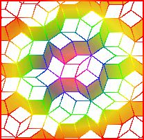 1000 Ideas About Penrose Tiling On Pinterest Tile