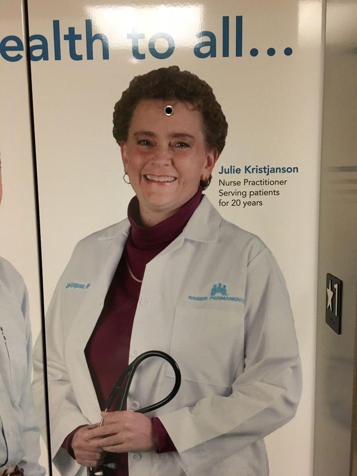 Nurse practitioner WAS serving patients for 20
