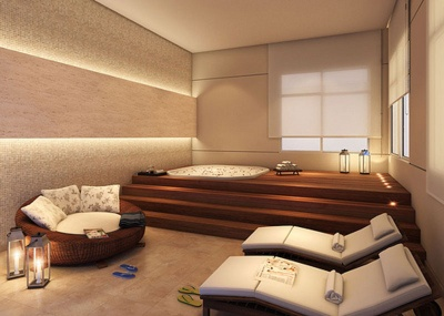 relaxing room.