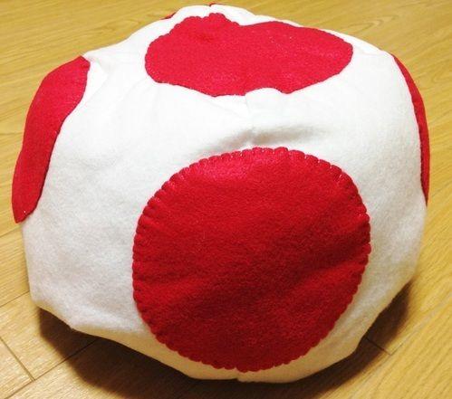 キノピオの帽子の作り方