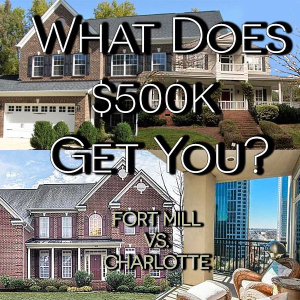 Great Fort Mill, South Carolina Is Often Referred To As A Bedroom Community Of  Charlotte, North Carolina. Located Just 25 Minutes South Of Charlotte.