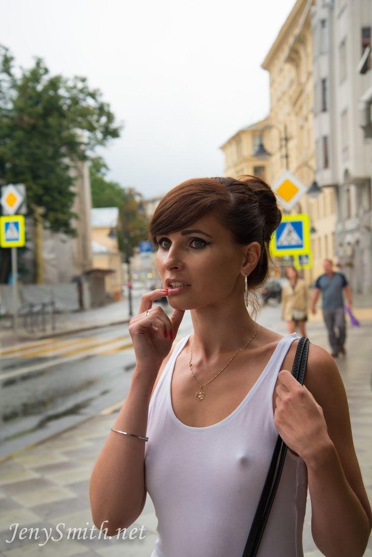 30 - Rain - Jeny Smith | Nipple love.