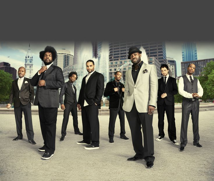 Nowadays, I can only think of two live bands in the R/ Hip Hop World...The Roots are one...they have a great live show too!!