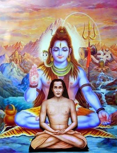 HiNDU GOD: Mahavatar Babaji