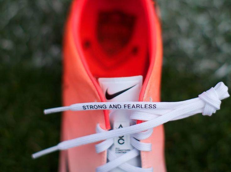 Wambach Nike soccer cleats