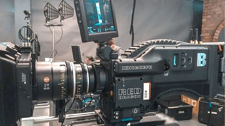 RED Digital Cinema built a fully customised, one of a kind, RED Xenomorph for David Fincher and his team to shoot his upcoming Netflix series, Mindhunter.
