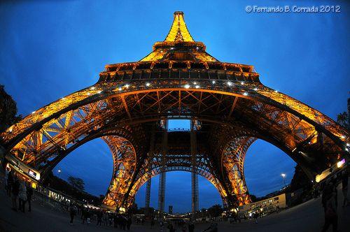 Eiffel Tower 2 by fbc57 on Flickr.